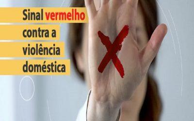 CRF-RN participa do lançamento da Campanha Sinal Vermelho para a Violência no RN