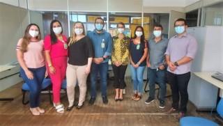 CRF-RN se reúne com SUAF/SESAP e MS para conhecer a proposta de estruturação da Assistência Farmacêutica no estado