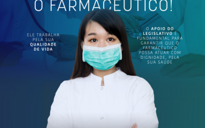 25 de setembro: O desafio da Farmácia na esfera legislativa
