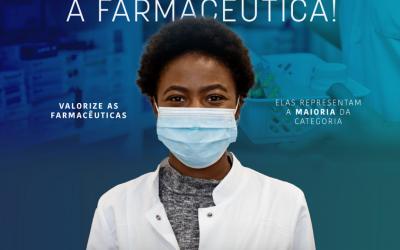 Campanha 25 de Setembro: Igualdade de gênero – Valorize a farmacêutica