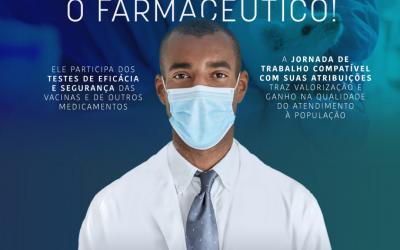 25 de setembro: O desenvolvimento das vacinas tem participação fundamental do Farmacêutico