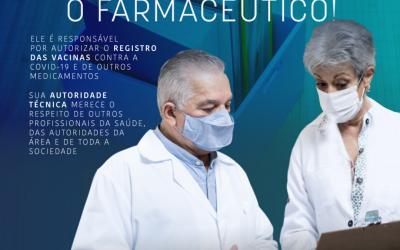 25 de Setembro: Etapas para o surgimento de uma vacina e a participação do Farmacêutico